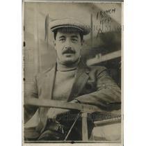 1918 Press Photo Aviator Marechal, German Prison Escapee in Holland - neo16931