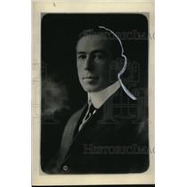 1922 Press Photo Charles Kendrick San Francisco American Legion leader