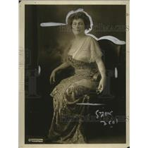 1914 Press Photo Mrs. Claude A. Swanson - neo17560