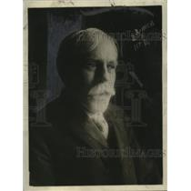 1920 Press Photo Dr. Charles G/ Pease Non Smokers Protective League - neo18516