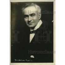 1918 Press Photo Ira Nelson Morriss, Ambassador to Sweden - neo18757