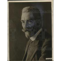 1914 Press Photo Dr. Von bethman-Hollweg, German Chancellor - neo18779