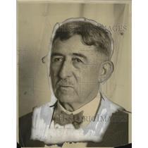 1920 Press Photo Charles J. Joyce, Railroad Executive - neo18998