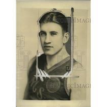 1927 Press Photo Valery Glynn, Montana State College - neo21159