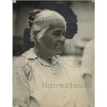 1922 Press Photo Yetta Kvitnitsky of Russia - neo21797