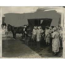 1926 Press Photo Days of 1776 Reproduced in Philadelphia under director C Morgan