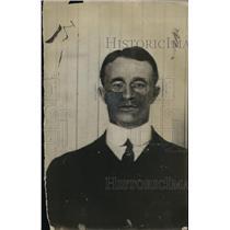 1920 Press Photo Walter E. Meanwell, Basketball Coach - neo22726