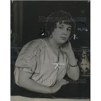 1914 Press Photo Mrs. Albert W. Session - neo23000