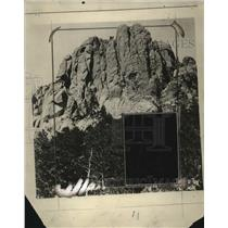 1924 Press Photo Black Hills, South Dakota - neo24723