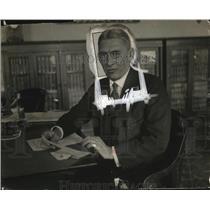 1901 Press Photo L.C.Andrews, Assistant Secretary of Treasury - neo25417