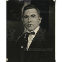 1921 Press Photo F.B. Reid Pattern Makers Union - neo25442