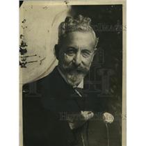 1922 Press Photo Ex-Kaiser Wilhelm II of Germany - neo25504