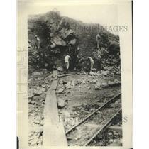 1931 Press Photo La Luz gold mine where American miners were captured by Sandino