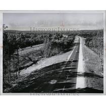 1965 Press Photo Highway/Michigan