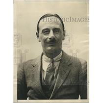 1929 Press Photo Maj. G.H. Phipps-Hornsby British Polo Team of Hurlingham Club