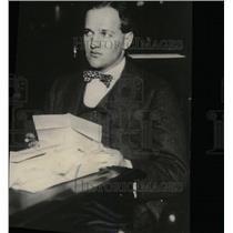 1925 Press Photo Trubee Davison Chairman Legislature - RRW79841