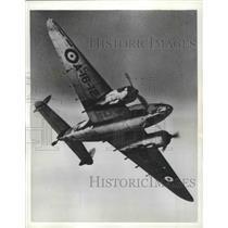 1941 Press Photo Lockheed Hudson of Royal Australian Air Force on patrol