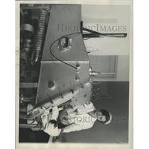 1930 Press Photo Artificial Respiration Frances McGann - RRX93155