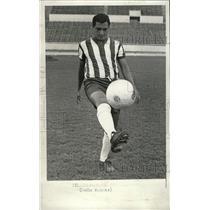 1969 Press Photo Hilario Portales Cavillo Soccer - RRW73725