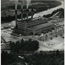 1962 Press Photo Alabama-Wilsonville's Southern Electric Generating Company.