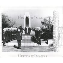 1903 Press Photo Wright brothers Memorials American - RRX81337