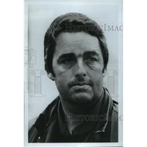 1983 Press Photo Champion Yachtsman Dennis Conner - mja87973