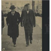 1931 Press Photo Edward P.Ozburn State Treasury Cashier - RRX87251