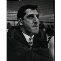 1966 Press Photo Buzz Ciriello AFA Regis team Gosh darn - RRW21333