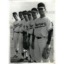 1964 Press Photo Alumni Steve Blateric John Watkins - RRW80467