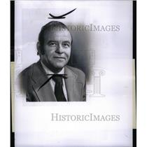 1974 Press Photo Coach Ralph Grubb, Pontiac Central HS - RRX58857