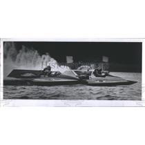 1981 Press Photo Van Deman Boat Racing- RSA30011