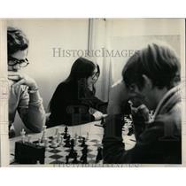 1972 Press Photo Chess tournament - RRW65141
