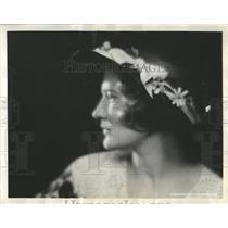 1932 Press Photo Helen Coolidge Honorable Marcus US - RRX81391