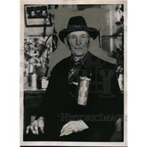 1940 Press Photo William Constant Wheeler Son of the American Revolution