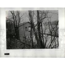 1933 Press Photo Dr C P Steinmetz Scientist Treehouse - RRX51257