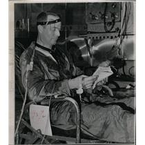 1959 Press Photo US Astronaut Scott Carpenter - RRW99441