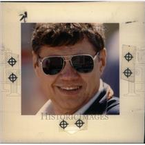 Press Photo Wayne Fontes Detroit Lions Head Coach - RRX40141