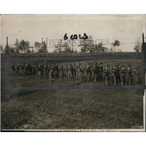 1915 Press Photo Businessmen's Military Training Camp, Plattsburg, New York