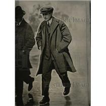 1915 Press Photo Frederick Scheidl German District Snow - RRW78725