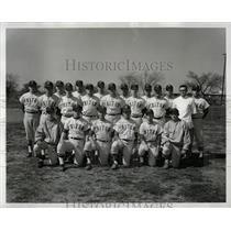 1969 Press Photo Triton College Baseball Team - RRW95647
