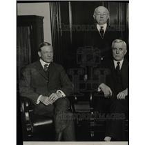 1926 Press Photo Senator William H King Of Utah - RRW79073