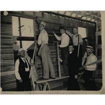 1934 Press Photo Commander Attorney Leo Crowly O'Neil - RRX80413