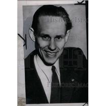 1945 Press Photo Haegg Gunder Track - RRX45375