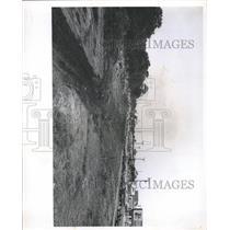 1965 Press Photo Seminale Bridge Construction Starting - RRX92247