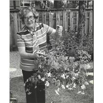 1979 Press Photo Mrs. Ray Mauro - sps09585