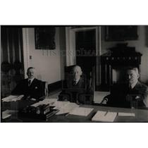 1922 Press Photo Claims commission meets in Washington - RRX75757