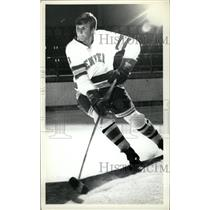 1973 Press Photo Doug Gibson Hockey Denver University - RRW73851