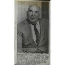 "1964 Press Photo ""Ed Strangler"" Robert Freidrich, One Time Heavyweight Wrestler"