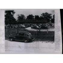 1946 Press Photo OPA air automobile market raided drive - RRX79533