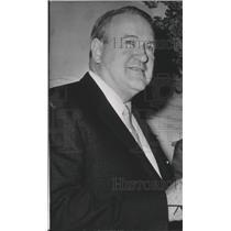 1959 Press Photo Joe Cronnin installed new American Baseball League president